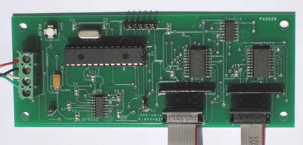Aiphone IF PCB